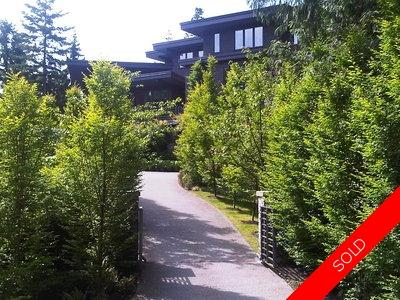 West Vancouver House for sale:  6 bedroom 8,000 sq.ft. (Listed 2011-07-04)