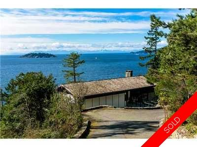 West Vancouver House for sale:  3 bedroom 2,597 sq.ft. (Listed 2013-03-13)
